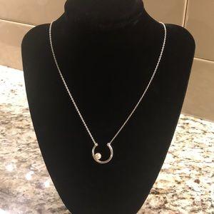 Pandora Pearl necklace